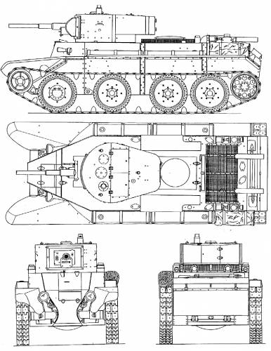BT-7 M-1935