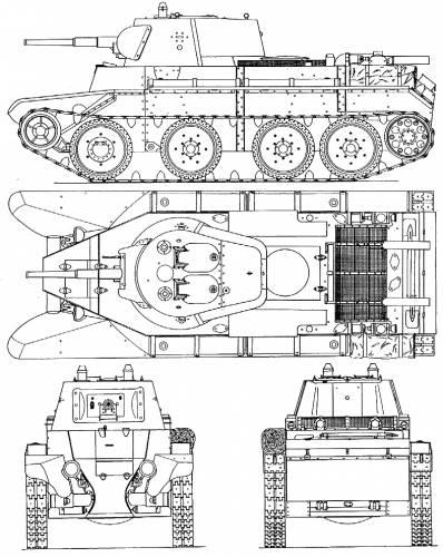BT-7 M-1937