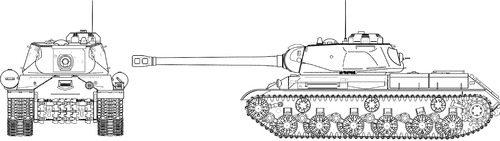 IS-1 Stalin