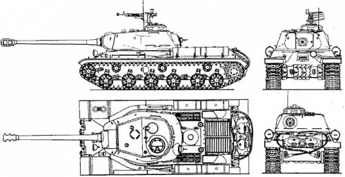 IS-2 Stalin