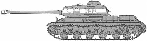 IS-2 Stalin (1944)
