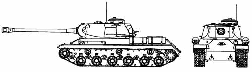 IS-2M Stalin