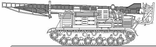 IS-3 R-11 SS-1B Scud-A 8U218