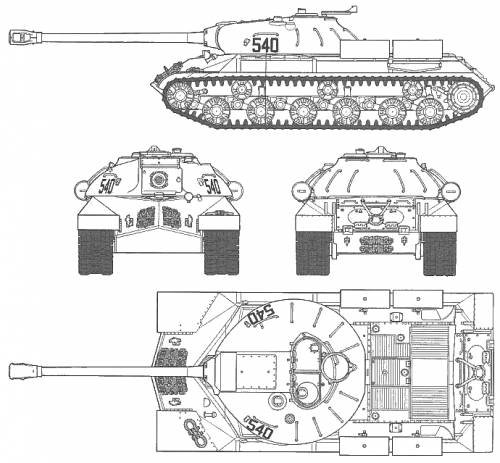 IS-3 Stalin
