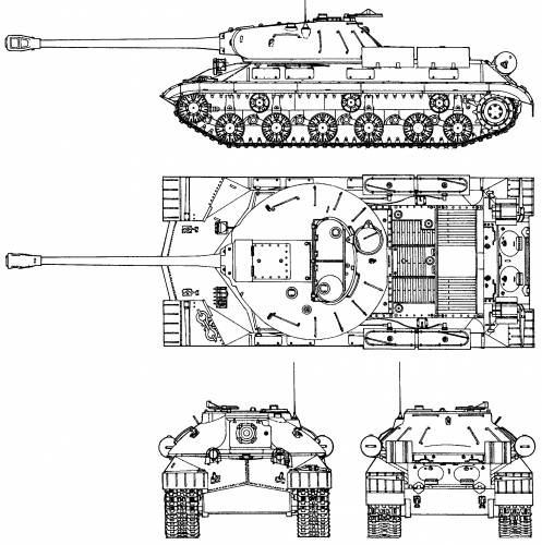 IS-3M Stalin