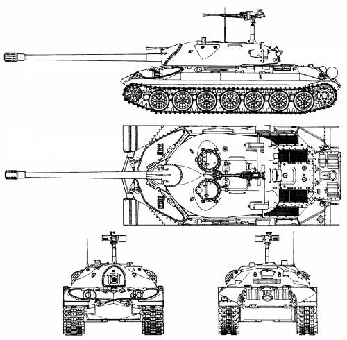 IS-7 Stalin