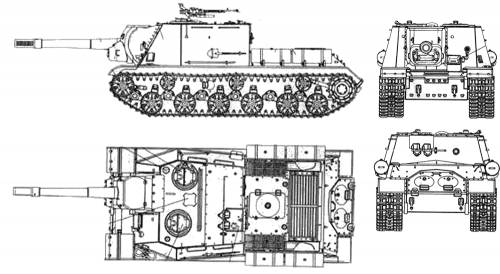 ISU-152 SPG