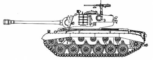 M26-46 Pershing