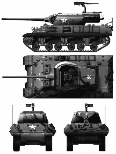 M36 90mm GMC