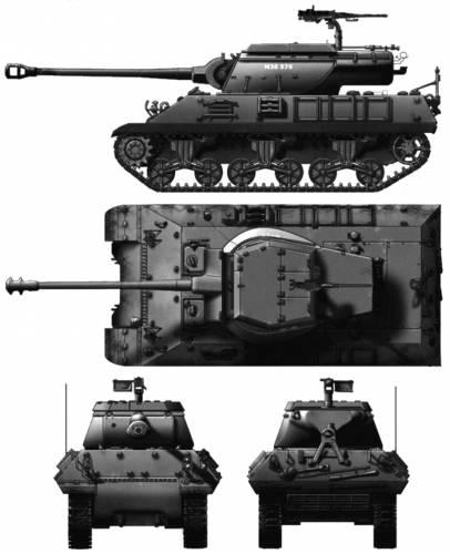 M36B2 90mm GMC