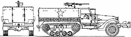 M3 Half Truck