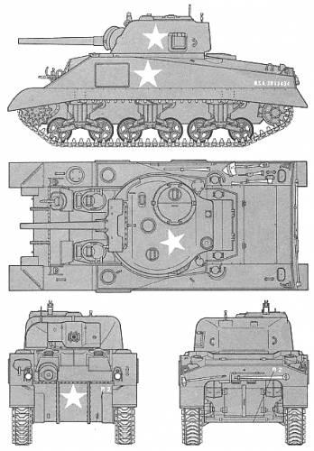 M4 Sherman (1942)