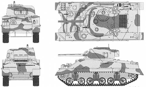 M4 Sherman III VVSS