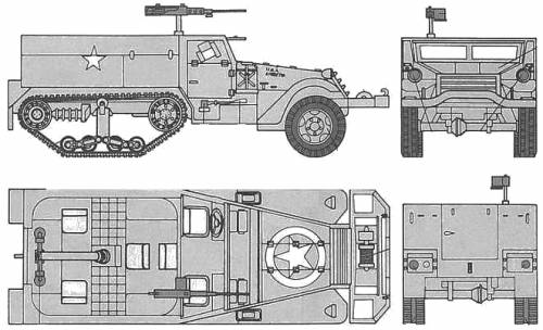 M4A-1 Halftrack