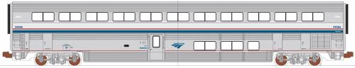 Amtrak Super Liner Coach