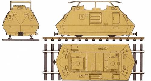 Armored Car le.Sp.