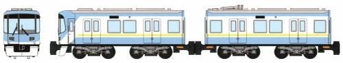 B Train Shorty Keihan Train Series 800