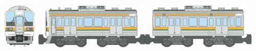 B Train Shorty Series 211