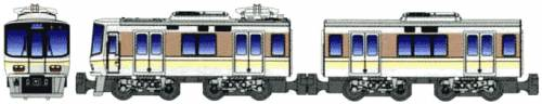 B Train Shorty Series 223-2000