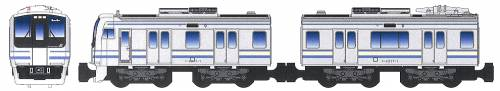 B Train Shorty Series E217 Yokosuka