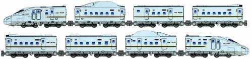 B Train Shorty Series N700 Sanyo-Kyushu Shinkansen B