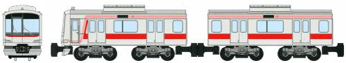 B Train Shorty Tokyu Series 5050