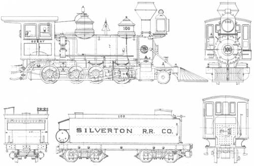 Baldwin Class 56