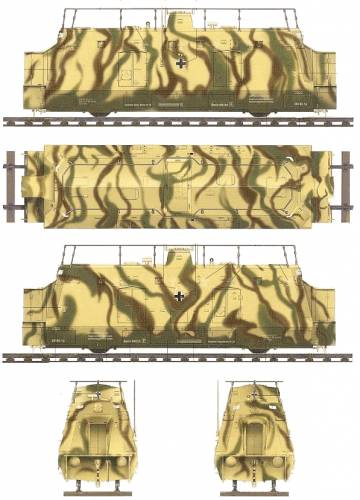 BP-42 Armored Train