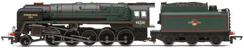 BR 2-10-0 9F Class Evening Star