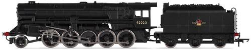 BR 2-10-0 9F Class Franco Crosti Boiler