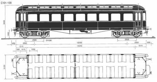 C 101 109