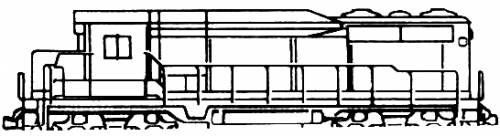 Chevrolet EM Locomotive (1963)