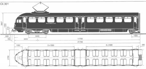 CK 301
