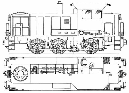 Comeng NSW 70 Class Diesel - Hydraulic