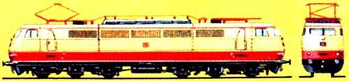 DB Class E03 Co-Co 1965