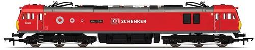DB Schenker Co-Co Diesel Class 92 Marco Polo