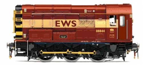 Diesel Electric Class 08 Shunter