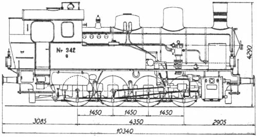DSB Litra Q 342