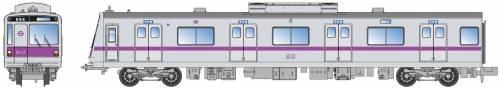 Eidan 8000 Tozai line