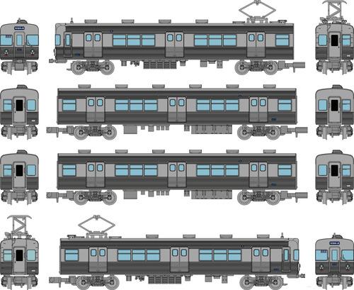 Eidan Chikatetsu Series 3000 Hibiya Line