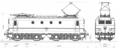 Eloc Serie 1101 1160
