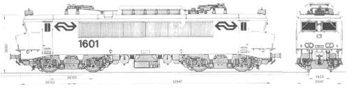 Eloc Serie 1601 1658