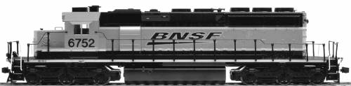 EMD SD40-2 Mid BNSF