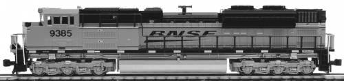 EMD SD70ACe BNSF
