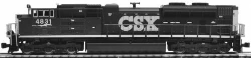 EMD SD70ACe CSX