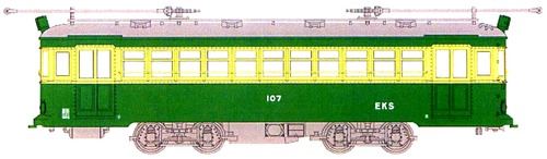 Enoshima Electric Type 100