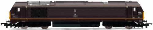 EWS Bo-Bo Diesel Electric Class 67