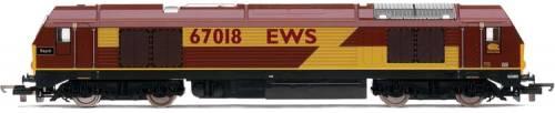 EWS Co-Co Diesel Electric Class 67