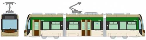 Hankai Tramway Type 1001