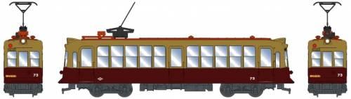 Hanshin Series 71 Kokudo Line